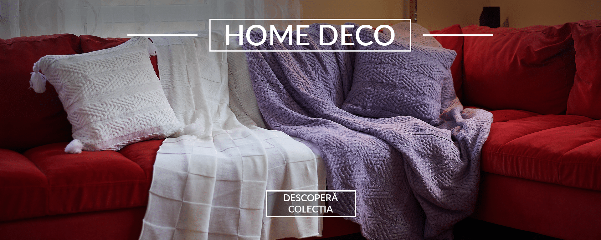 Banner Home Deco site